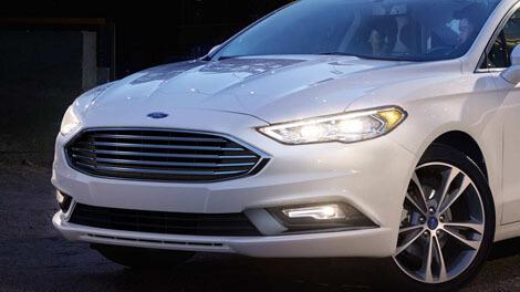 2018 Ford Fusion LED FOG LAMPS