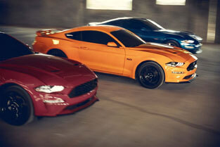 2018 Ford Mustang THREE NEW EXTERIOR COLORS