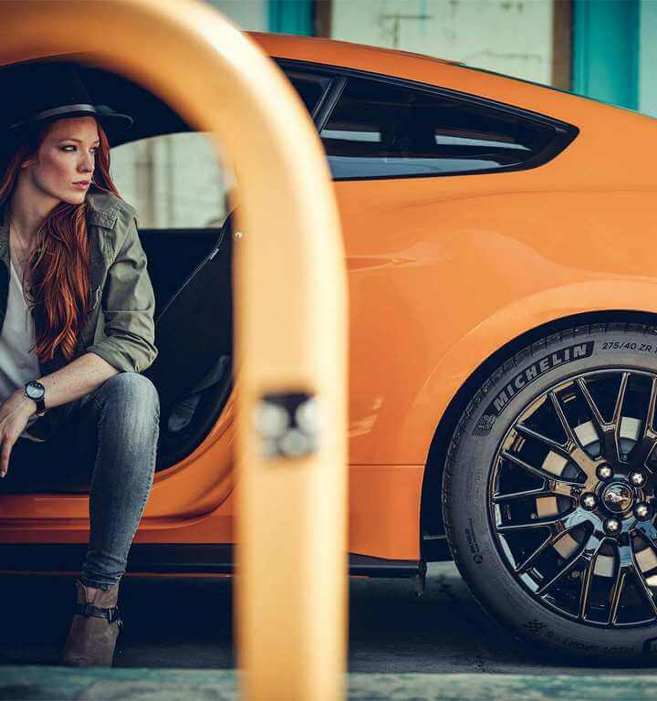 2018 Ford Mustang Exterior Gallery Image