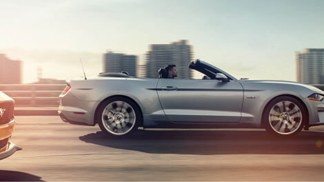 2018 Ford Mustang MUSTANG CONVERTIBLE