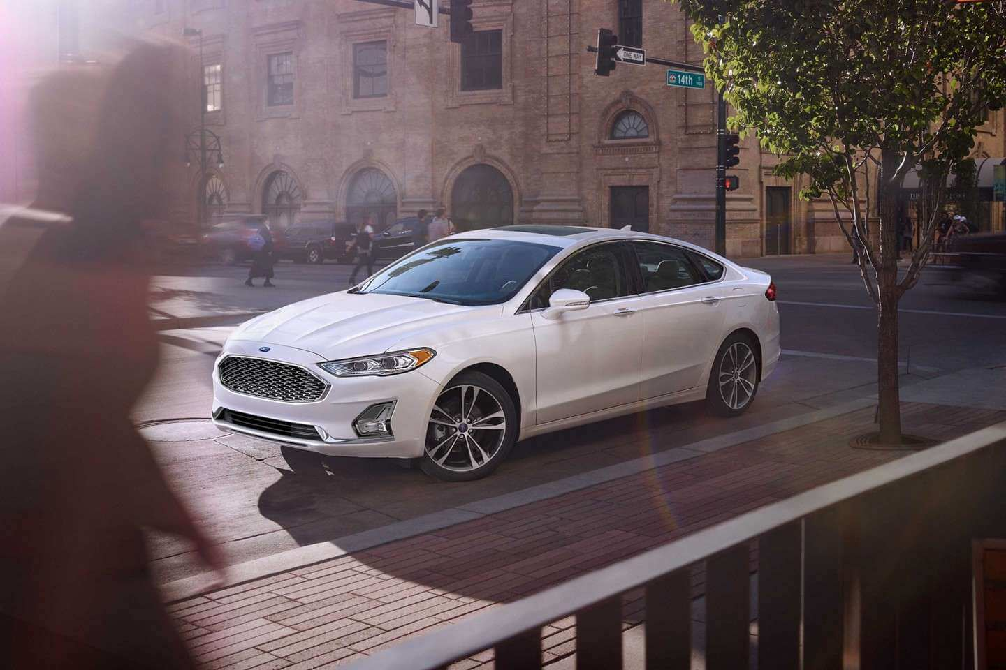 New 2019 Ford Fusion Design