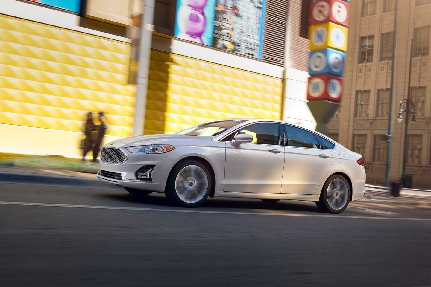 New 2019 Ford Fusion Performance