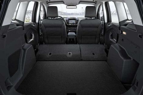 2018 Ford Escape 60/40 SPLIT-FOLD-FLAT REAR SEAT BACKS