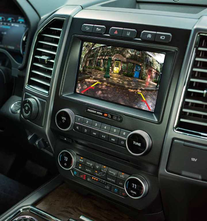 2015 Ford Expedition Interior Colors: New 2018 Ford Expedition SUV For Sale Dickinson
