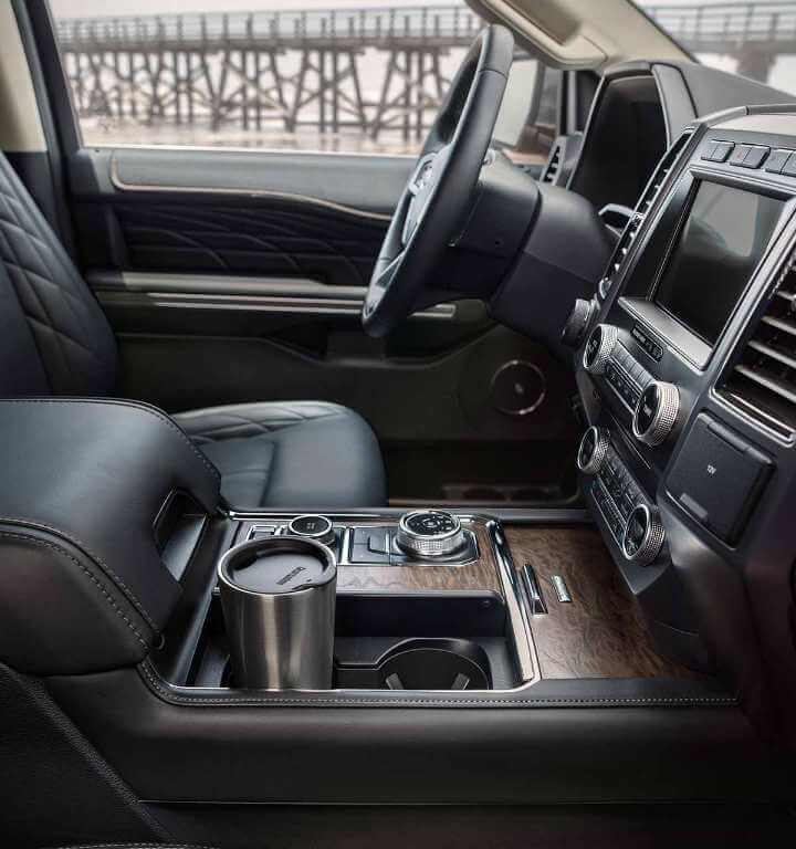 2018 Ford Expedition Interior Gallery Image