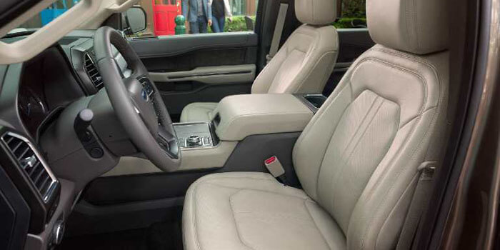 New 2018 Ford Expedition SIT BACK AND RELAX