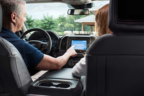 2018 Ford Expedition SYNC® 3 / APPLE CAR PLAY™ / ANDROID AUTO™