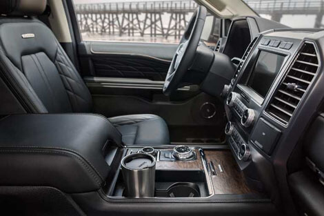 2018 Ford Expedition QUIET CABIN