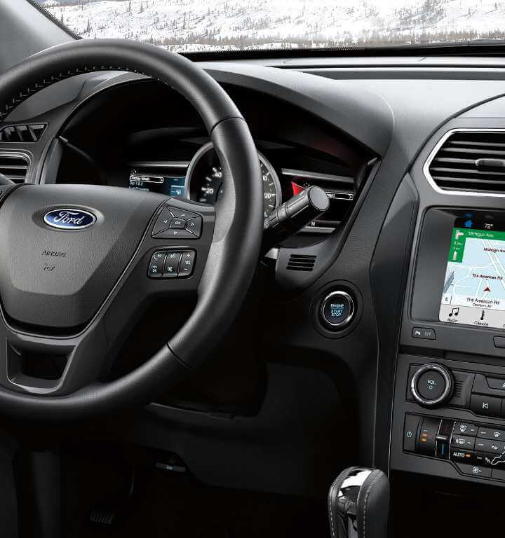 2018 Ford Explorer Interior Gallery Image