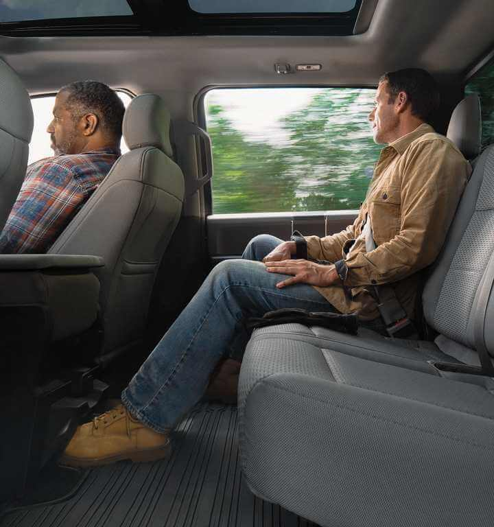 2018 Ford F-150 Interior Gallery Image