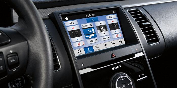 New 2018 Ford Flex DUAL-ZONE ELECTRIC AUTOMATIC TEMPERATURE CONTROL