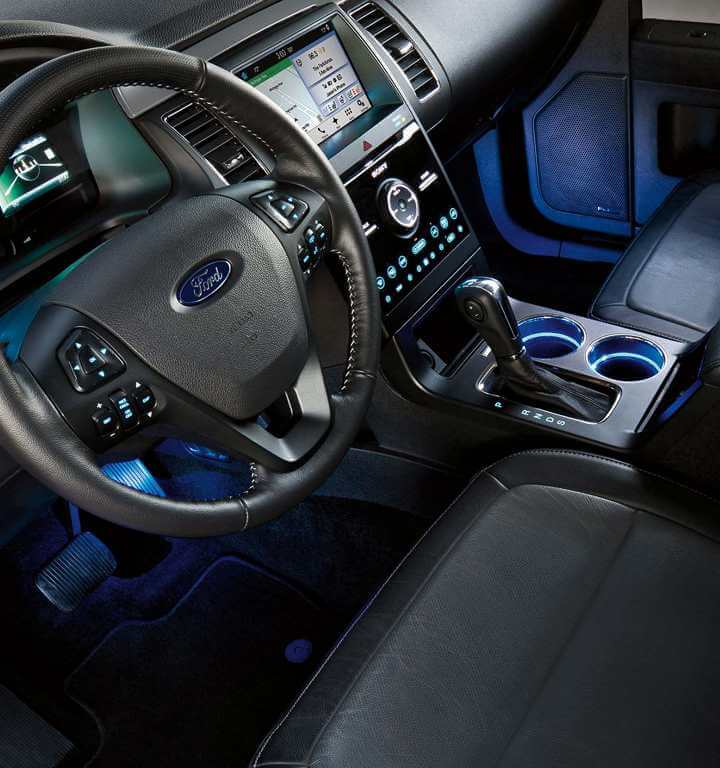 Ford Flex Sale: New 2018 Ford Flex SUV For Sale In Dickinson
