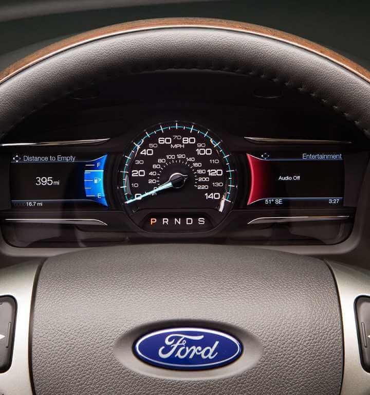 2018 Ford Flex Interior Gallery Image