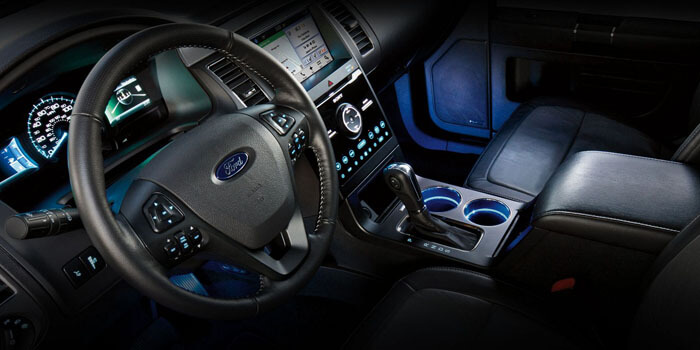 New 2018 Ford Flex AMBIENT LIGHTING