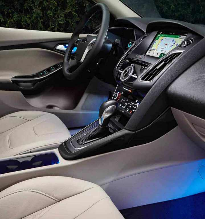 2018 Ford Focus Interior Gallery Image