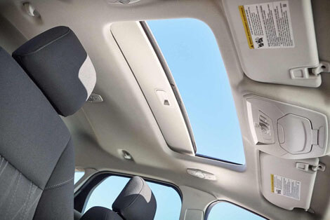 2018 Ford Focus POWER MOONROOF