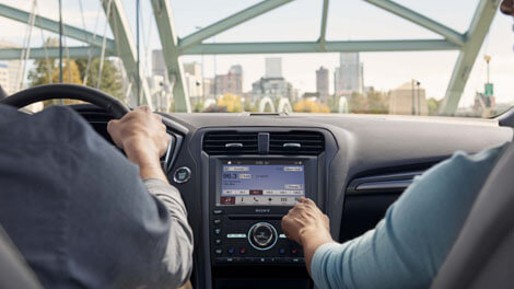 2018 Ford Fusion AUDIO SYSTEM FROM SONY® WITH 12 SPEAKERS AND HD RADIO™ TECHNOLOGY