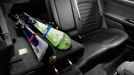 2018 Ford Fusion FOLD-DOWN SPLIT REAR SEAT-BACK (60/40)