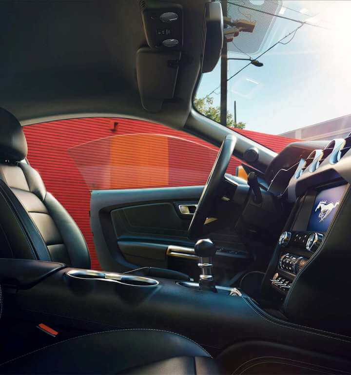 2018 Ford Mustang Interior Gallery Image
