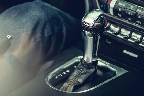 2018 Ford Mustang 10-SPEED SELECTSHIFT® AUTOMATIC TRANSMISSION
