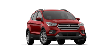 2018 FORD ESCAPE SE at McRee Ford in Dickinson