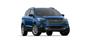 2018 FORD ESCAPE SEL at McRee Ford in Dickinson