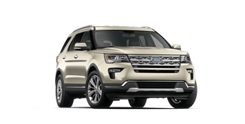 2018 Ford EXPLORER LIMITED at McRee Ford in Dickinson