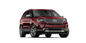 2018 Ford EXPLORER PLATINUM at McRee Ford in Dickinson