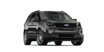 2018 Ford EXPLORER SPORT at McRee Ford in Dickinson