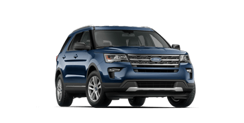 2018 Ford EXPLORER XLT at McRee Ford in Dickinson