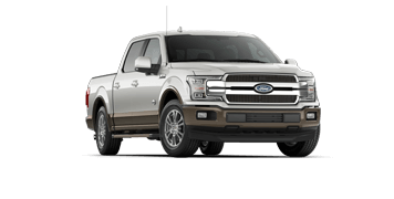 2018 Ford F-150 KING RANCH® at McRee Ford in Dickinson