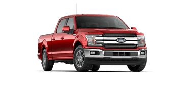 2018 Ford F-150 LARIAT at McRee Ford in Dickinson