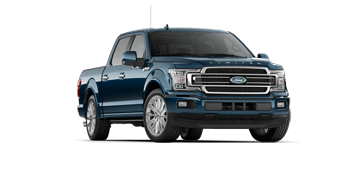 2018 Ford F-150 LIMITED at McRee Ford in Dickinson