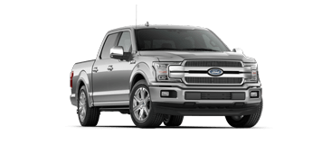 2018 Ford F-150 PLATINUM at McRee Ford in Dickinson