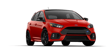 2018 Ford FOCUS RS at McRee Ford in Dickinson