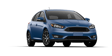 2018 Ford FOCUS SEL HATCH at McRee Ford in Dickinson