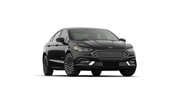 2018 Ford FUSION HYBRID TITANIUM at McRee Ford in Dickinson