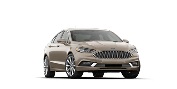 2018 Ford FUSION PLATINUM at McRee Ford in Dickinson