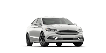 2018 Ford FUSION TITANIUM at McRee Ford in Dickinson