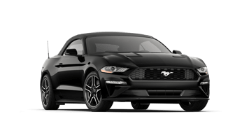 2018 Ford MUSTANG ECOBOOST® PREMIUM CONVERTIBLE at McRee Ford in Dickinson