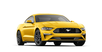 2018 Ford MUSTANG ECOBOOST® PREMIUM FASTBACK at McRee Ford in Dickinson