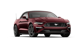 2018 Ford MUSTANG GT PREMIUM CONVERTIBLE at McRee Ford in Dickinson