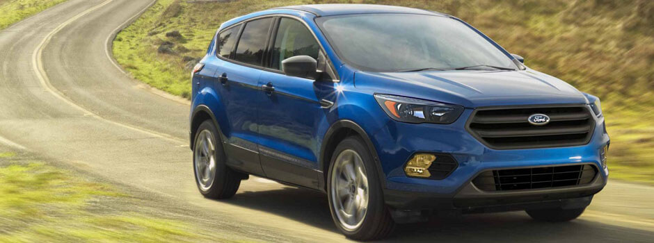 New 2018 Ford Escape EXTERIOR OVERVIEW