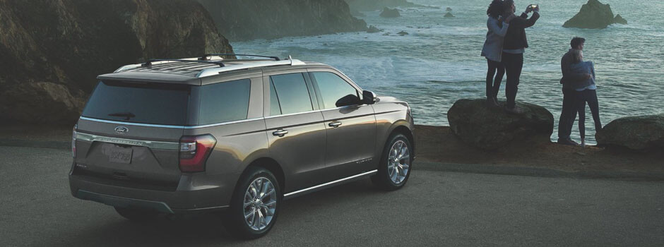 New 2018 Ford Expedition EXTERIOR OVERVIEW