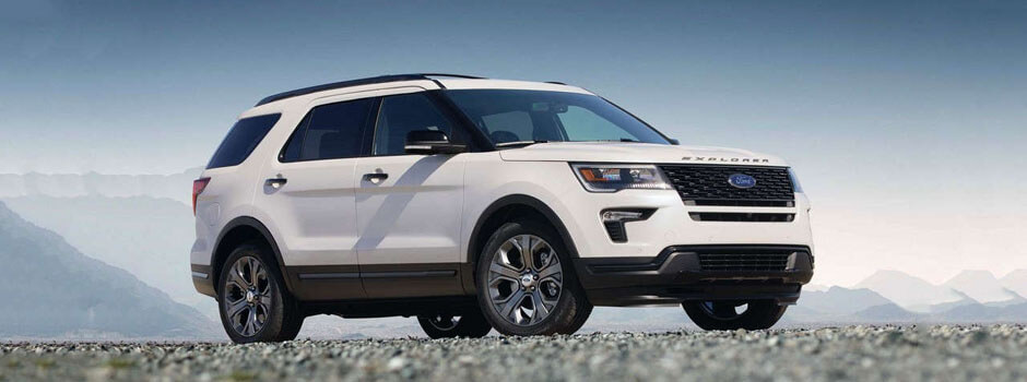 New 2018 Ford Explorer PERFORMANCE OVERVIEW