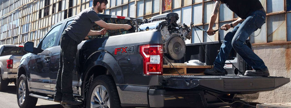 New 2018 Ford F-150 EXTERIOR OVERVIEW