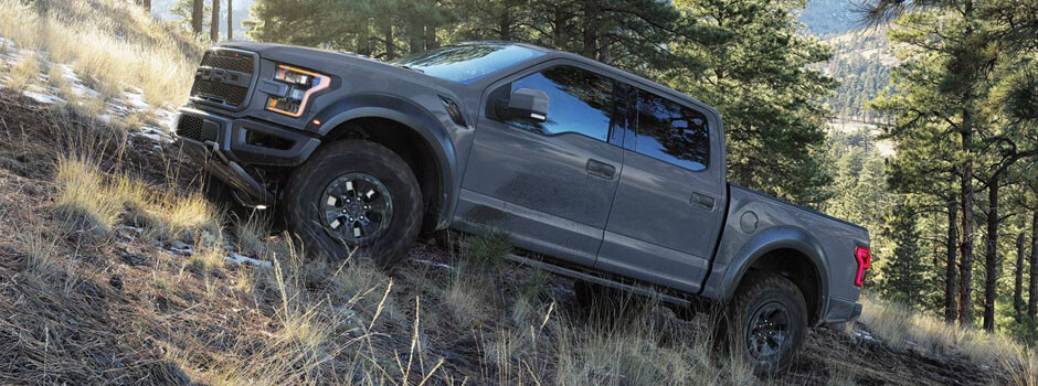 New 2018 Ford F-150 BUCKLE UP. EXTREME OFF-ROADING AHEAD. PERFORMANCE OVERVIEW