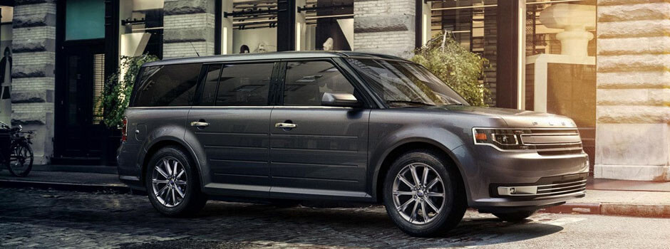 New 2018 Ford Flex EXTERIOR OVERVIEW