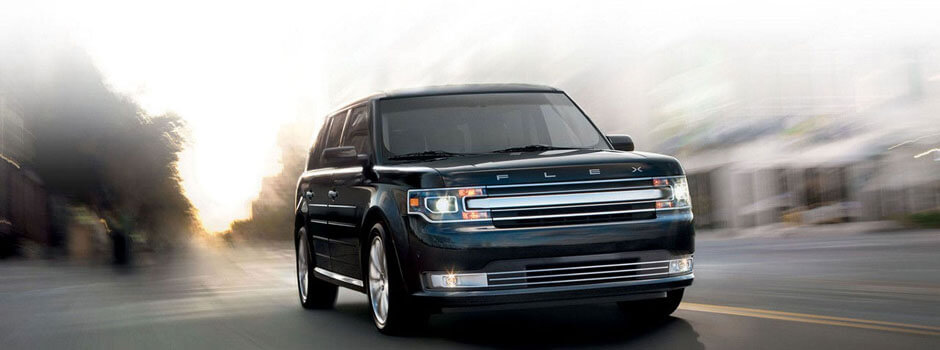 New 2018 Ford Flex PERFORMANCE OVERVIEW