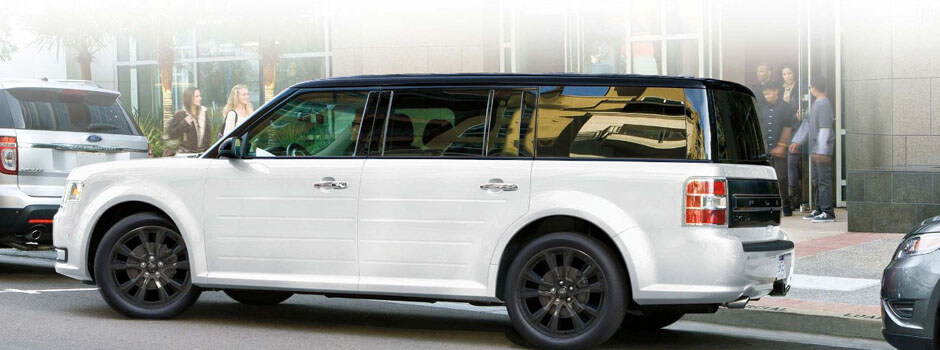 New 2018 Ford Flex SAFETY OVERVIEW